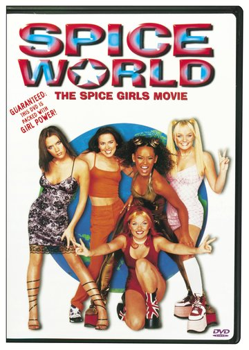 SPICE WORLD BY SPICE GIRLS (DVD)
